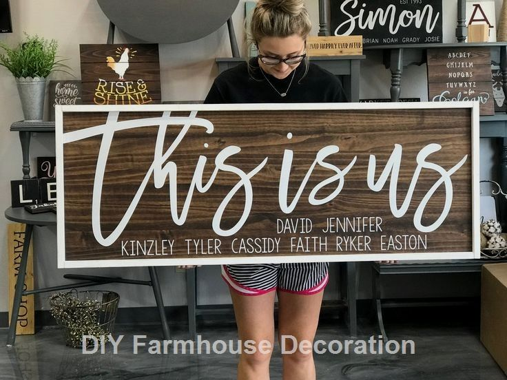 12 Fantastic Farmhouse Decor Ideas 2 Pretty Kitchen Cup Hooks