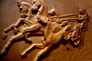 Le Cheval en Soi: Le guerrier dénaturé et le cheval fou