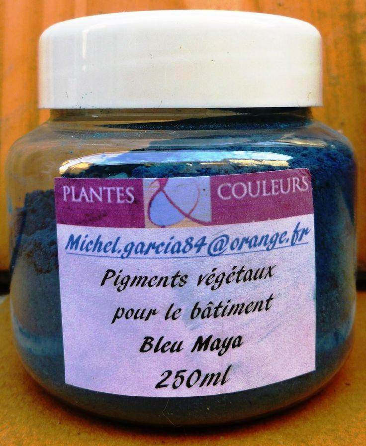 Produits, natural dyes - Lyon | Plantes et couleurs michel garcia