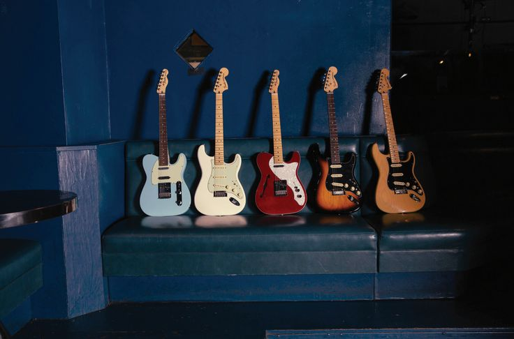 Do any of these #FenderDeluxeSeries finishes strike a chord with you?