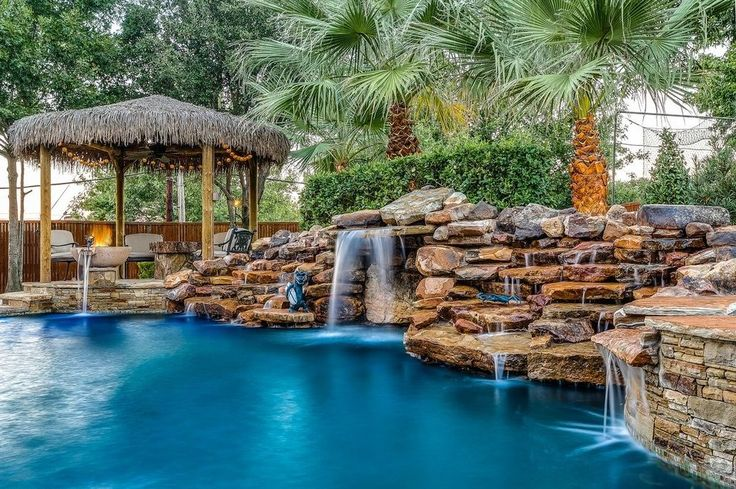 tropical pool landscaping pool tropical with tropical landscape design