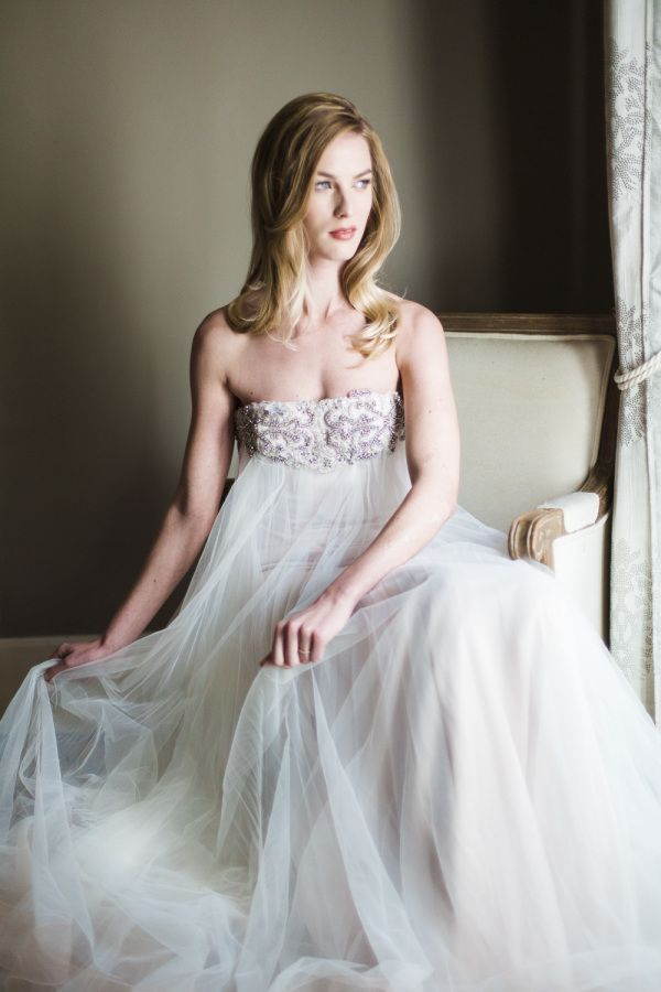 Couture strapless beaded gown: http://www.stylemepretty.com/destination-weddings/france-weddings/2016/05/03/this-inspiration-shoot-proves-paris-is-always-a-good-idea-even-in-the-winter/ | Photography: Catherine O'Hara - http://www.catherineohara.com/