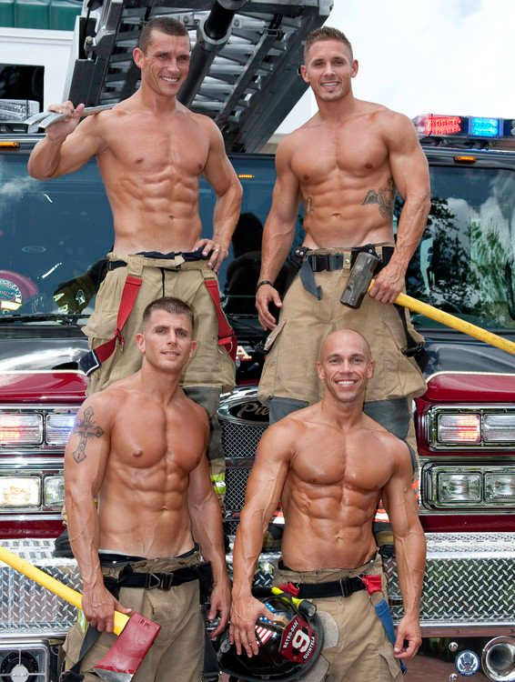 South Florida Firefighters - I feel a road trip coming on ;)