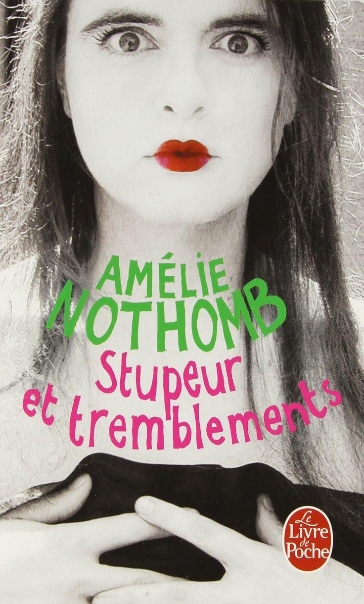 Amazon  Stupeur Et Tremblements  Am�lie Nothomb  Livres