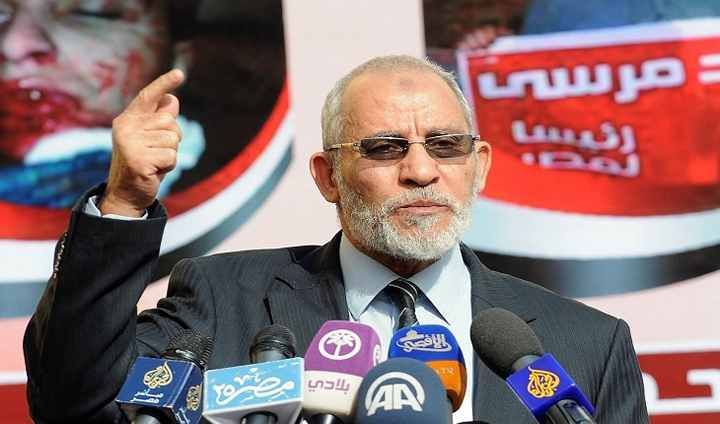Egypt Muslim Brotherhood's leader arrested