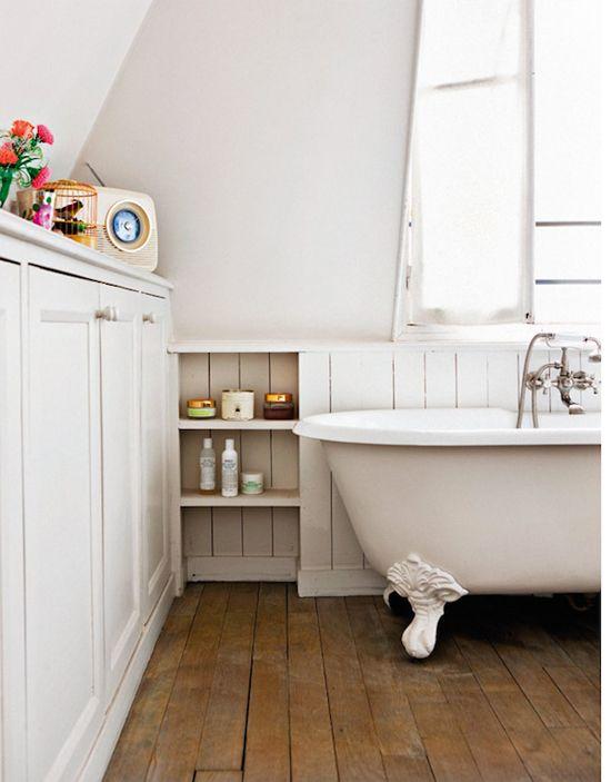 25 beste idee n over franse badkamer op pinterest raam spiegel en frans platteland badkamers - Een mooie badkamer ...