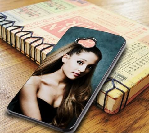 Ariana Grande Painting Art HTC One M7 Case