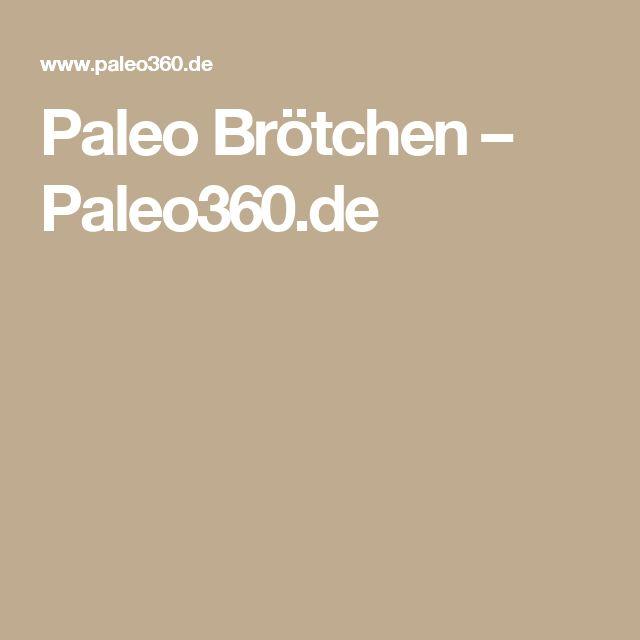 Paleo Brötchen – Paleo360.de