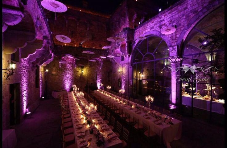 By Eventi Gaia Wedding Planner AAWedding #weddingitaly #weddingplanner #weddingplanneritaly #luxurywedding #tuscanwedding #weddings #pink #flowers #arabicwedding #candelabra #hangingdecor
