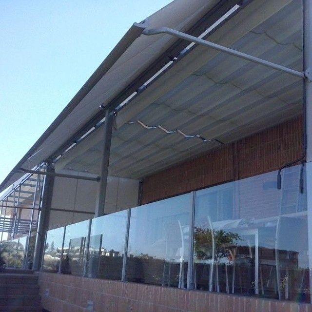 17 best ideas about cerramientos de aluminio on pinterest - Toldos cofre motorizados ...