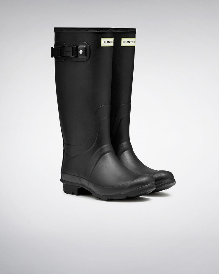 The Huntress Rain boot is a durable design, handcrafted from a new soft rubber compound.