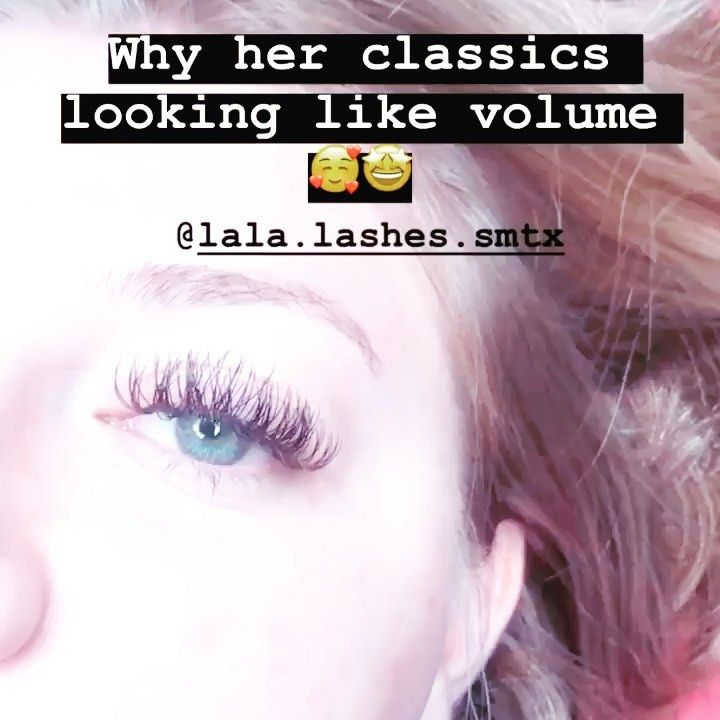 Lashes In San Marcos On Instagram Remember Everyone S Lashes Are Different Lashes Instagram San