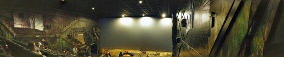 Sala especial dedicada al estreno de 'El Hobbit. La batalla de los cinco ejércitos'.