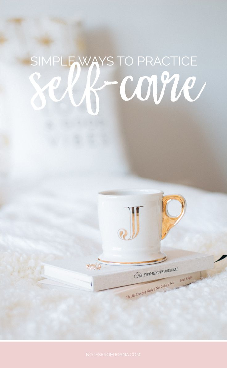 31 Small Ways To Make Self-Care A Daily Practice | Self-care activities that will improve your wellbeing. Click through to read more or pin for later!