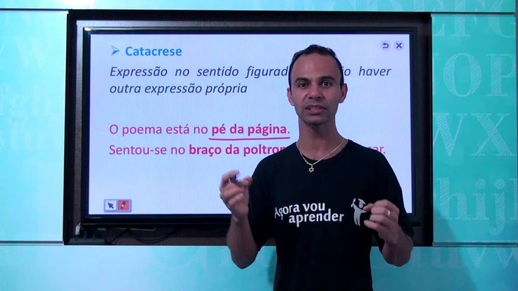 CATACRESE -FIGURAS DE LINGUAGEM - 7