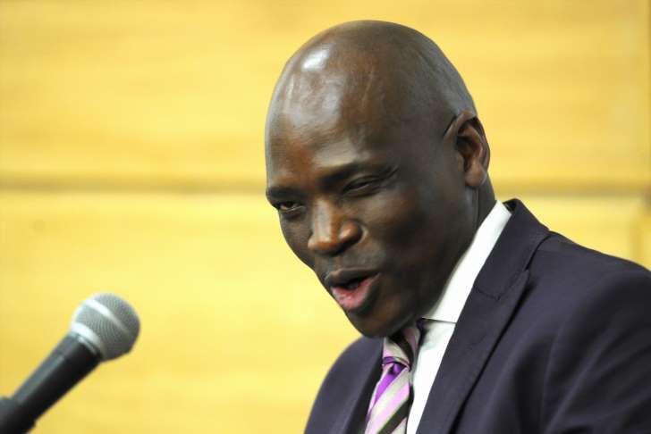 Follow My Leader: Nhleko, Motsoeneng and SABC 'board' disrespect Parliament, Zuma-style .  Hlaudi Motsoeneng (File image)