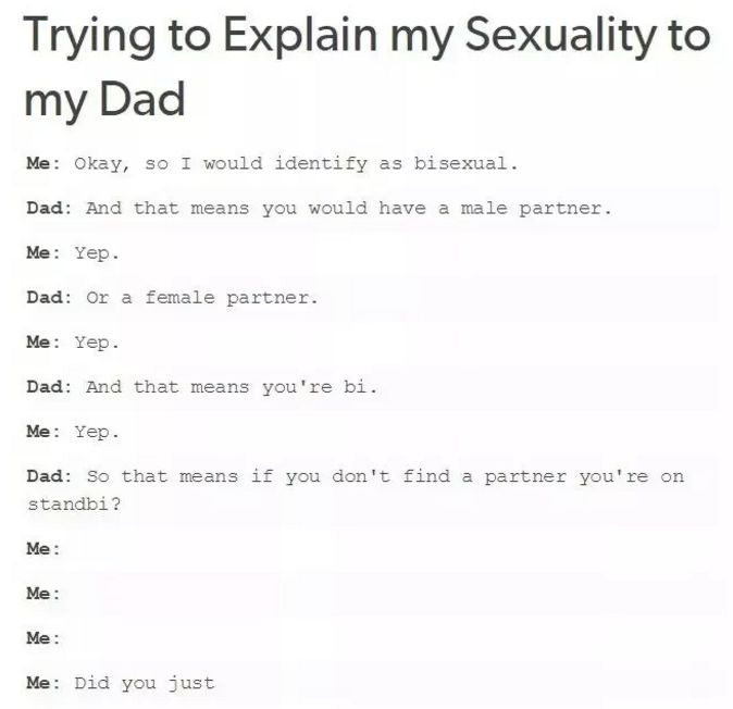 Bisexual oklahoma female daddy