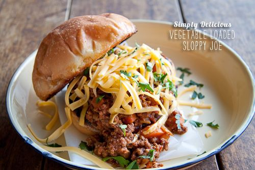 Craving > One Pot Recipes for Sloppy Joes | foodiecrush