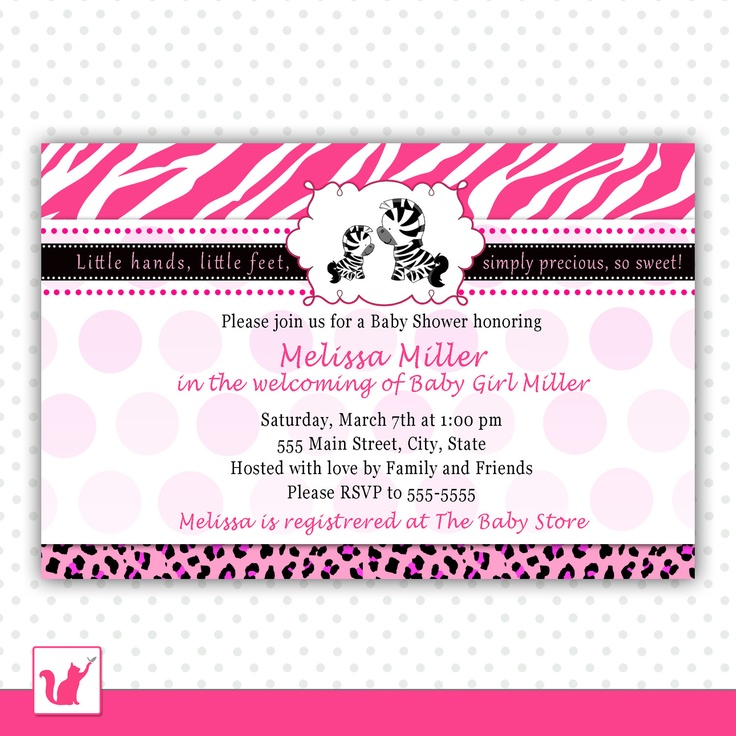 110 best baby shower images on pinterest | baby shower parties, Birthday invitations