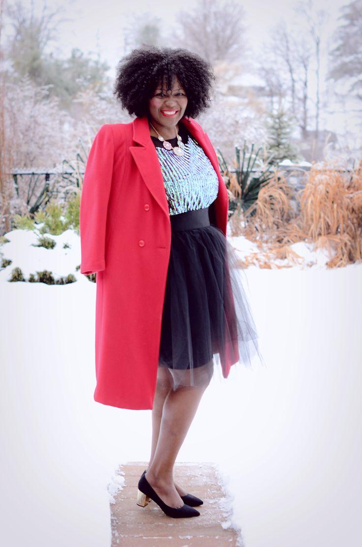 Tulle skirt plus size. Plus size fashion for women