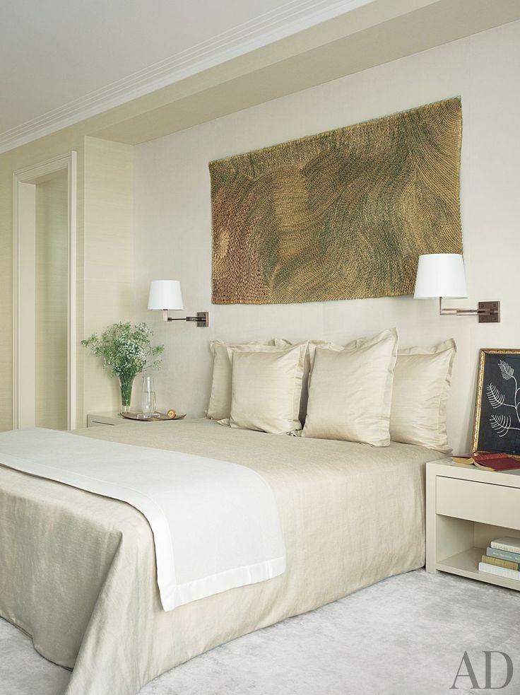 Interiors: David Mann Adds Luster and Light to a Manhattan Duplex
