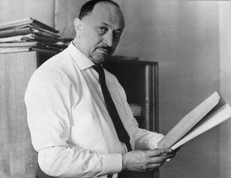 Simon Wiesenthal, 1963