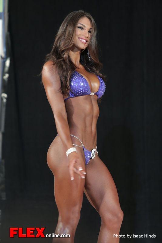 janet layug   Janet Layug - Bikini - 2014 IFBB Pittsburgh Pro   FLEX Online