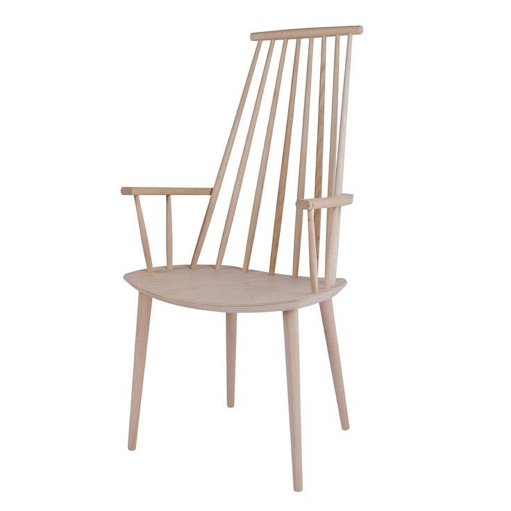 J110 Chair - Beech