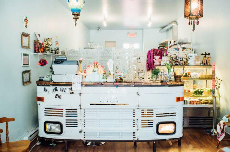 El 77 : le charmant petit comptoir resto péruvien du le Mile-End