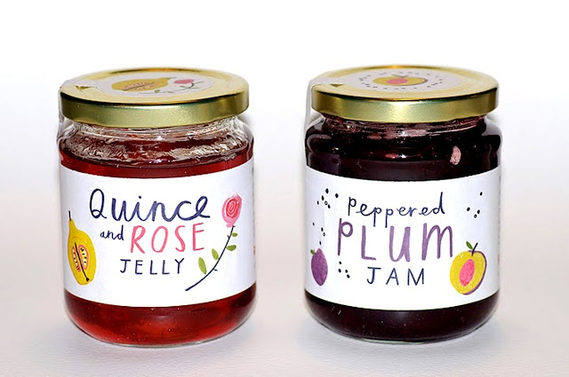 jelly - illustrated by charlotte trounce