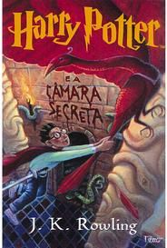 Harry Potter E A Câmara Secreta (Harry Potter #2) capa