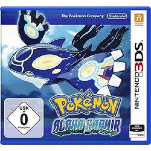 Pokemon Alpha Saphir  3DS in Rollenspiele RPG FSK 0, Spiele und Games in Online Shop http://Spiel.Zone