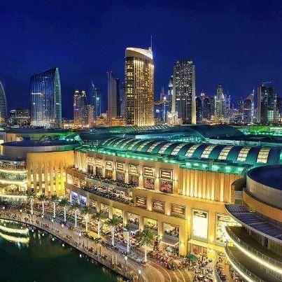 World's Largest Mall ~ Dubai