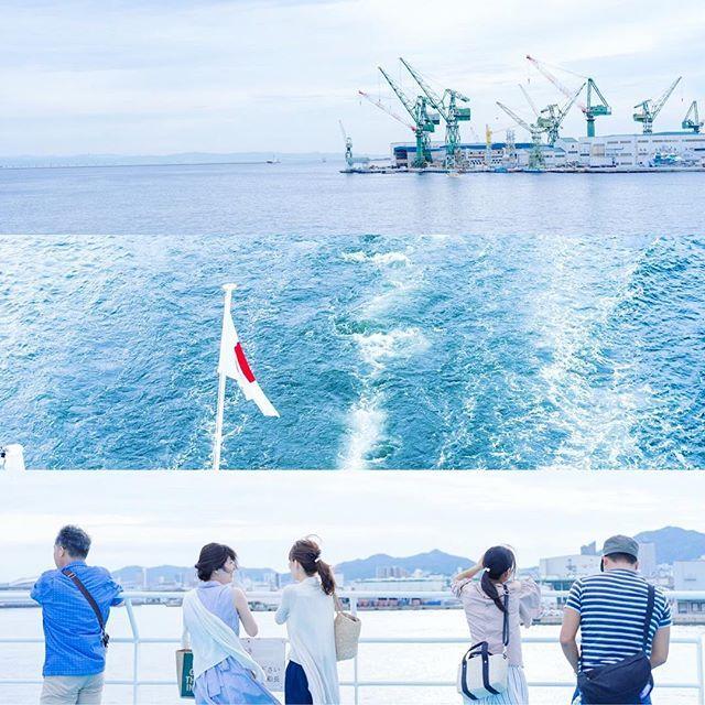 ルミナス神戸乗ってきた。 #ルミナス神戸2 #ルミナス #客船 #神戸港 #神戸 #メリケンパーク #オリエンタルホテル #写真撮ってる人と繋がりたい #カメラ部 #カメラ散歩 #α7ii