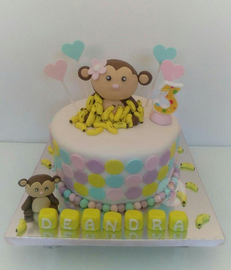 #monkeycake