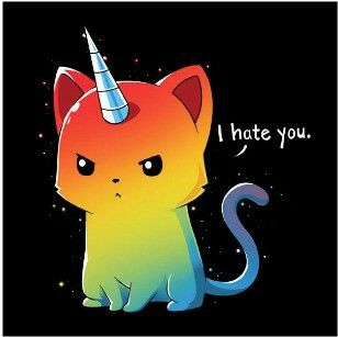 Grumpy Cat UNICORN!!!!! <333