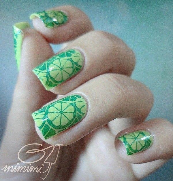 Mejores 12 imágenes de Muestrario de Uñas....! en Pinterest | Ongles ...