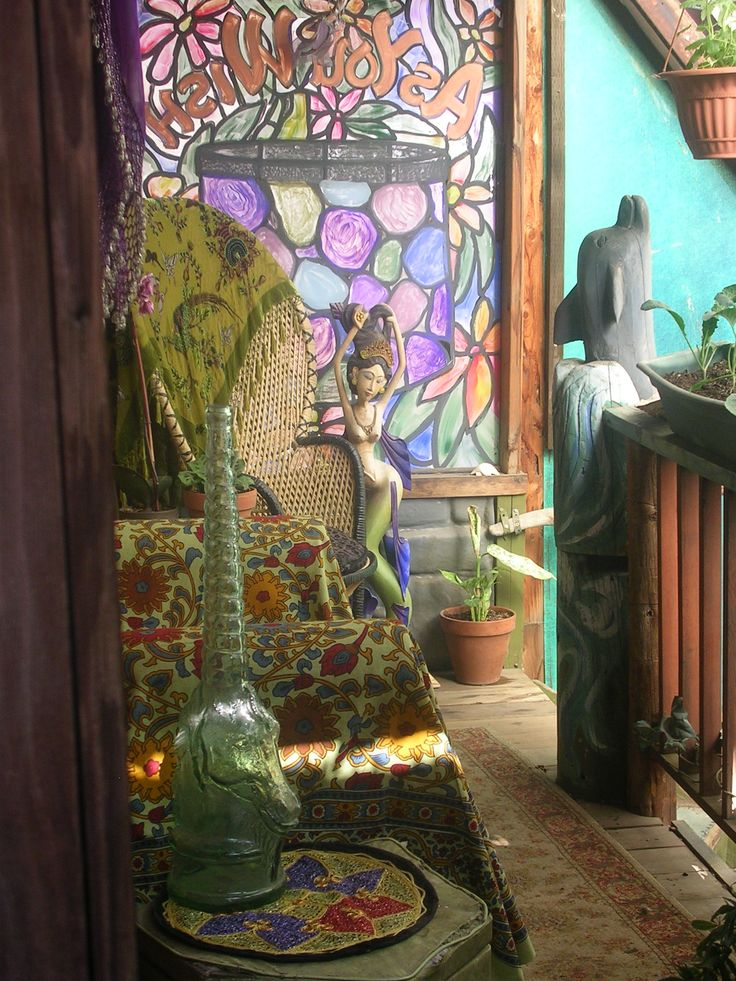 71 Best Images About The Hippie Porch On Pinterest White