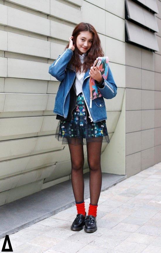 Street Fashion Streetfashion 94th Anovation Naver Blog