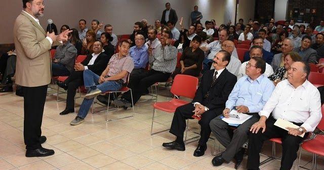 La capacitación y el intercambio de ideas siempre será un valor agregado para el servicio que presta el personal del Ayuntamiento a los...