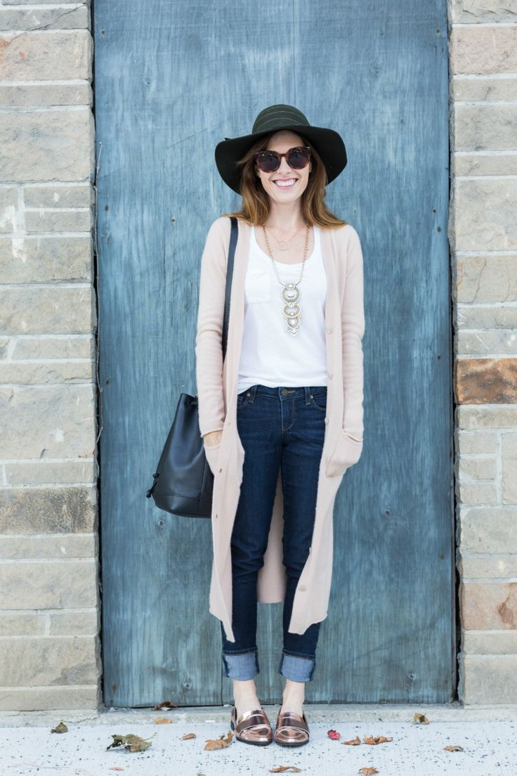 How to Wear a Duster Cardigan | Style & Outfit Ideas ...
