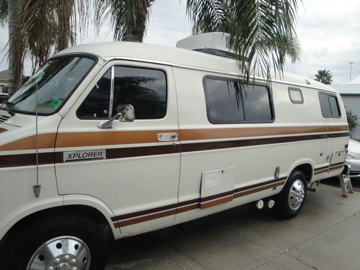 1986 Dodge Xplorer camper Van | eBay | RV | Pinterest | Dodge, Van life and Van dwelling