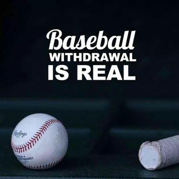Really missing baseball season!