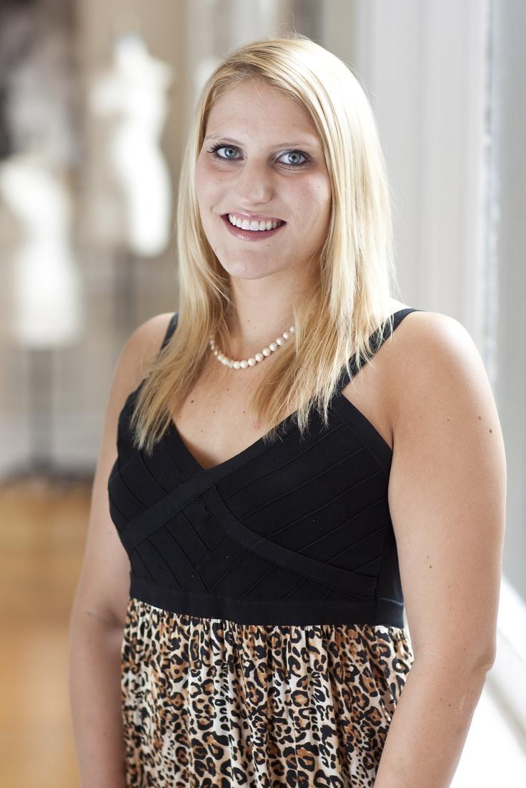 Victoria Wilmoth, B.F.A. fashion student, Hampton Cove, Alabama  http://www.scad.edu/fashionshow/  #SCADFashion