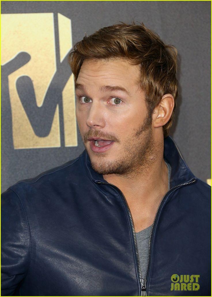 Chris Pratt Wins Best Action Performance at MTV Movie ...