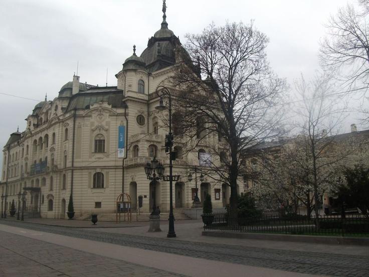 Theatre, Kosice