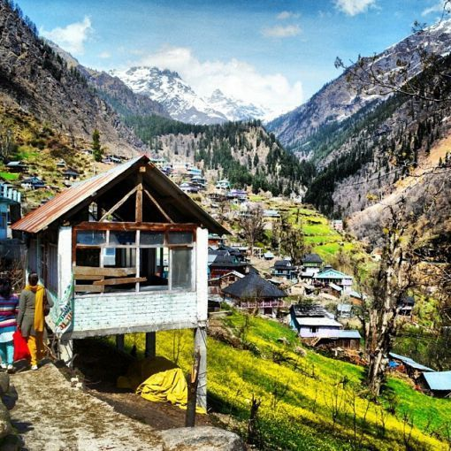 """HolidayIQ Traveller Rituparna Sen says, """"Tosh is a 10-km trek or road route from Manikaran.  It is a secret weekend getaway from Delhi but thronged by Israelis and foreigners.  HolidayIQ Traveller Rituparna Sen says, """"You get a variety of cuisines in Tosh, which cater to the needs of Israelis."""