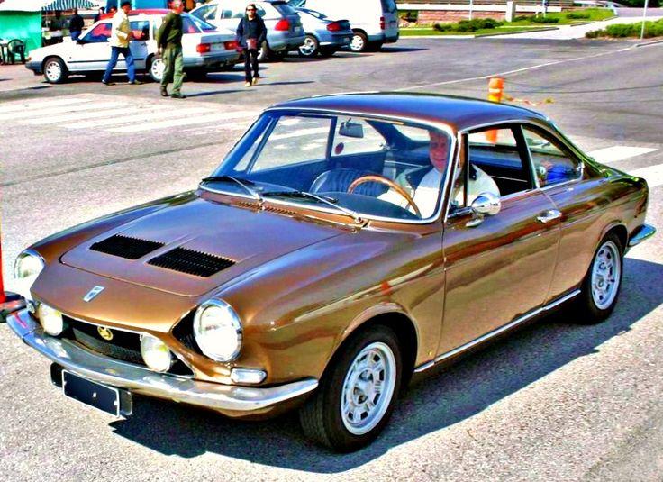 1963 Simca 1200 Coupé