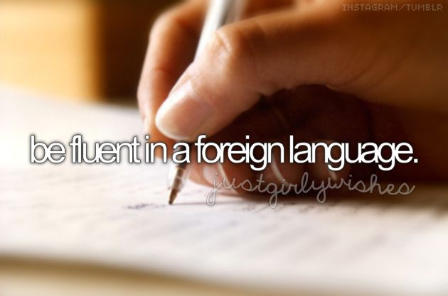 working on my spanish and italian , and taking german as a gcse , so yeah :)