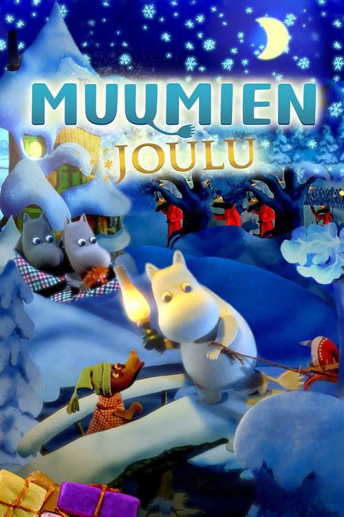 Watch Moomins and the Winter Wonderland Full Movie Online